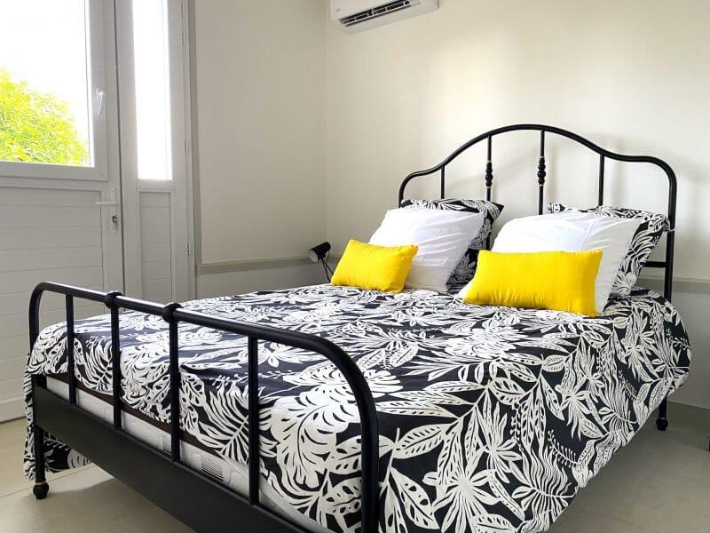 Chambre 1 Villa Damme Jeanne 3498