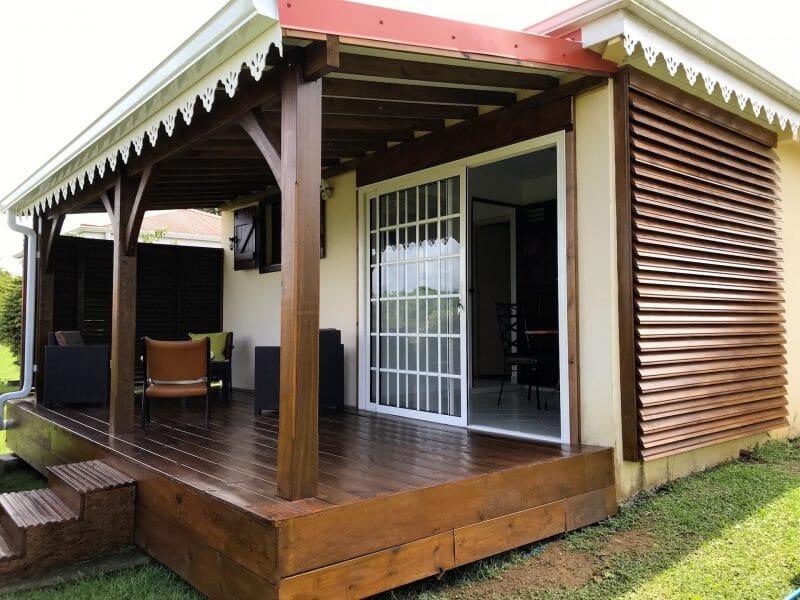 Exterieur villa Noemie