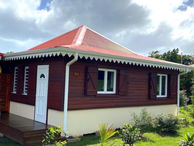 Exterieur villa Damme Jeanne