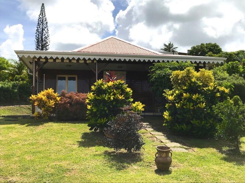 Exterieur villa Emilie