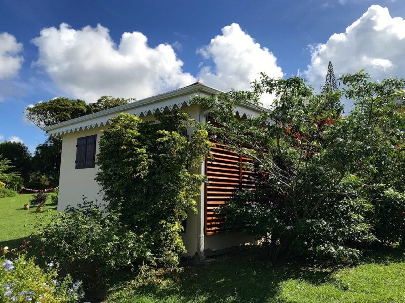 Exterieur villa Cannelle